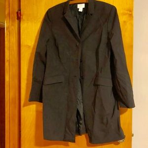 Loft Long Suit Jacket ~ 12
